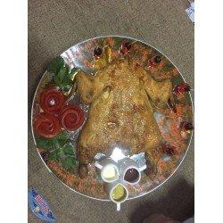 Фаршированная курица «Галантин»