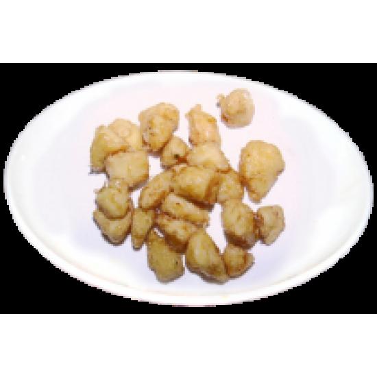 Басыпинго (яблоко в карамели, мёд)