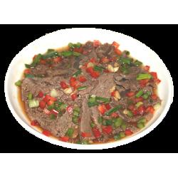 Фыншанюру (заливное мясо говядины с овощами)