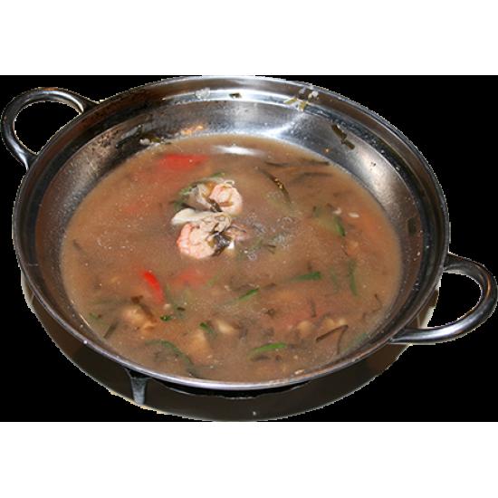 Хайшентан (суп из морепродуктов)