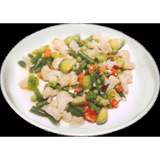 Итальянский (цветная капуста, морковь, специи)