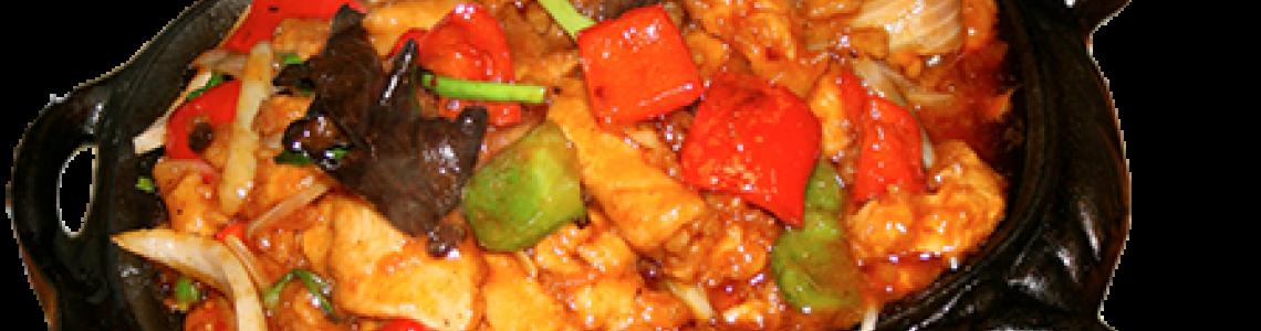 Блюда на жаровне