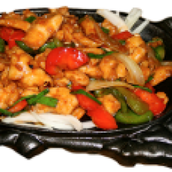 Тябянь-Юпяр (судак, лук, болгарский перец)